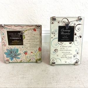 Christian Bible Verse Photo Picture Frames